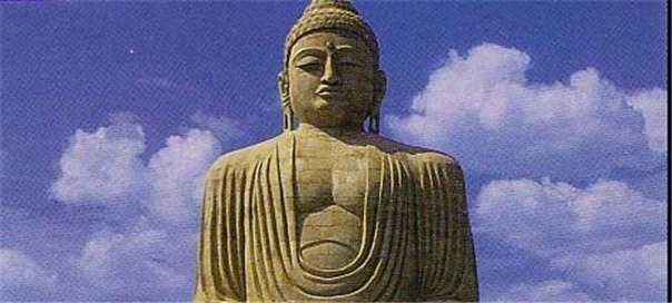 مروری بر چالش های آیین بودایی