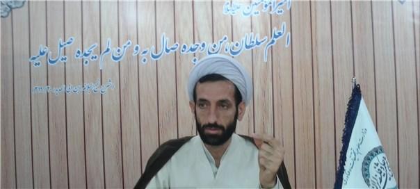 حجتالاسلام دکتر اسماعیل علیخانی
