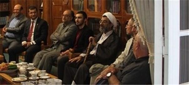 گزارش صوتی نشست علمی فلسفه معاصر در ایران و ترکیه