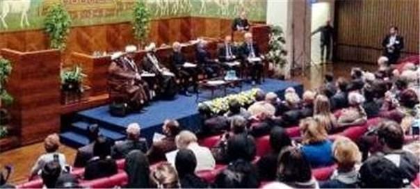 اجلاس مشترک ایران و واتیکان