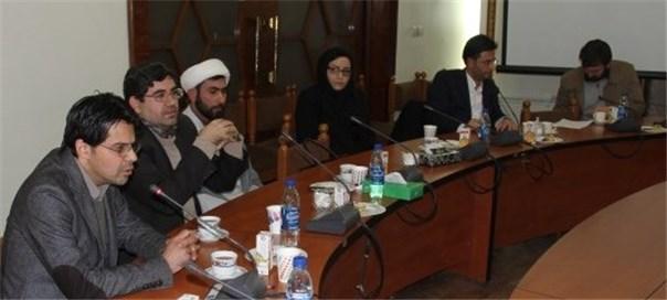گزارش تصویری از جلسه مصاحبه جذب اعضای هیأت علمی مؤسسه پژوهشی حکمت و فلسفه ایران