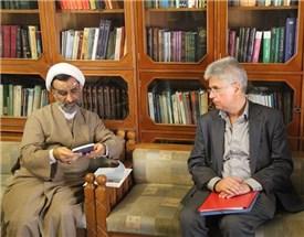 گفتگوی دکتر عبدالحسین خسروپناه و دکتر اولریش  رودولف