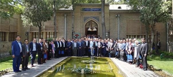 مراسم افتتاحیه نشست مشترک آموزش عالی و پژوهش ایران و اتحادیه اروپا برگزار شد