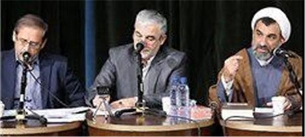 سخنرانی حجتالاسلام خسروپناه رئیس مؤسسه حکمت و فلسفه ایران در حرم امام حسین(ع)  در ششمین همایش بینالمللی دانشجویان جهان اسلام