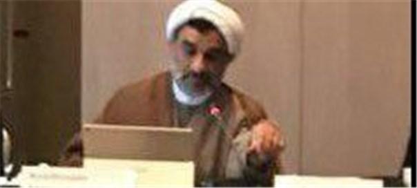 سخنرانی استاد عبدالحسین خسروپناه  با عنوان «هرمنوتیک و خشونت دینی یا عوامل خشونت دینی» در کنفرانس مرکز صلح جهانی اسلو- نروژ