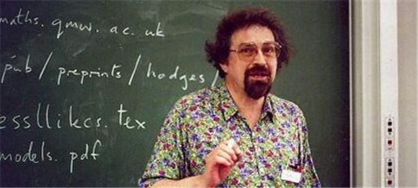 اطلاعیه برگزاری سخنرانی علمی  پروفسور Wilfrid Hodges، استاد بازنشسته کینگز کالج دانشگاه لندن،  در مؤسسه پژوهشی حکمت و فلسفة ایران