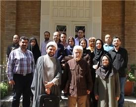 گزارشی از برگزاری سومین مدرسه تابستانی گروه حکمت هنر دینی با عنوان «گفتگوی هنر دینی» در مؤسسه پژوهشی حکمت و فلسفه ایران